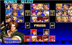 拳皇97 iPhone版V1.1 免费版
