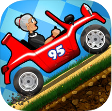 愤怒的老奶奶赛车V1.5.0 苹果版
