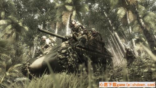 使命召唤5中文版【射击游戏】_www.rkdy.net