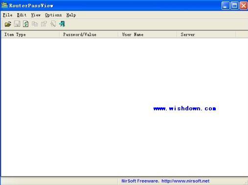 RouterPassView(路由器密码查看器) v1.75免费中文版