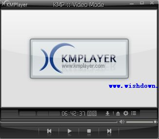 Kmplayer(强大的影音播放器)