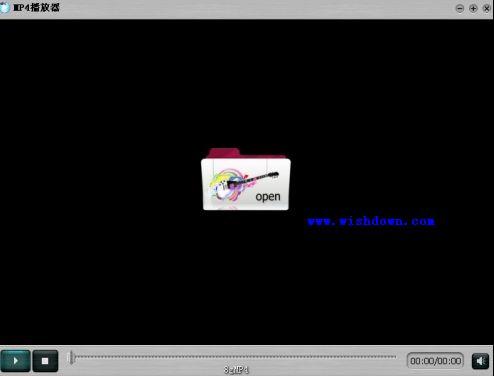 电脑mp4播放器(支持各种常见视频格式播放)2.0 绿色版_wishdown.com
