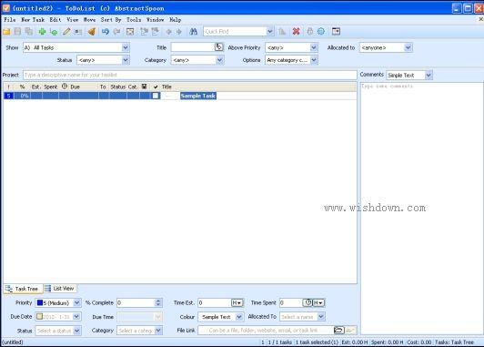 ToDoList_任务管理软件 V7.1.4.3 中文绿色版