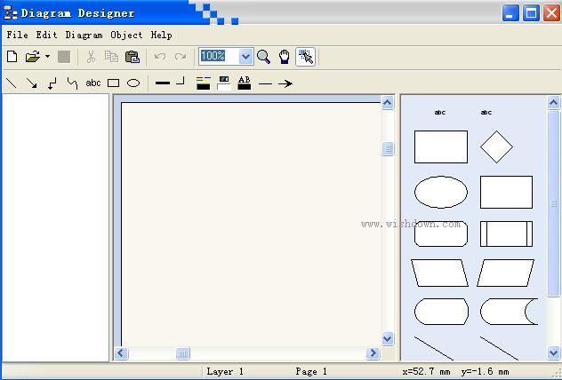 ER图工具_ER图绘制工具
