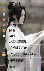 2013qq透明皮肤安装包集合_wishdown.com