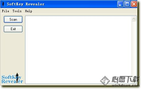 SoftKey Revealer_软件注册码查看器2.6.2 英文绿色版_wishdown.com