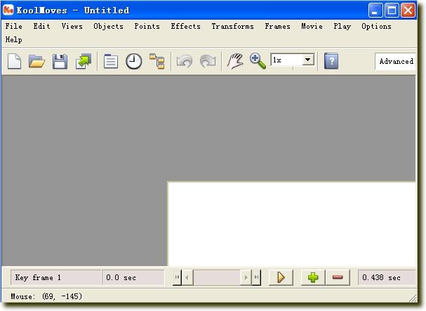 KoolMoves_Flash动画制作软件v9.8.5 官方版_wishdown.com