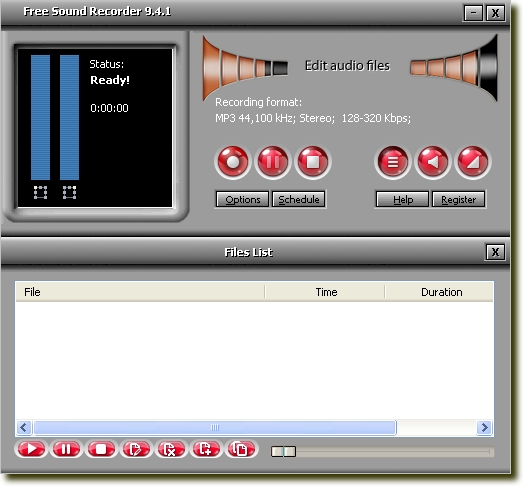 FreeSoundRecorder_免费录音软件V9.5.1 安装版_wishdown.com