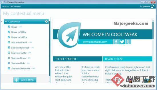 CoolTweak(图片水印添加工具) v3.3 免费版
