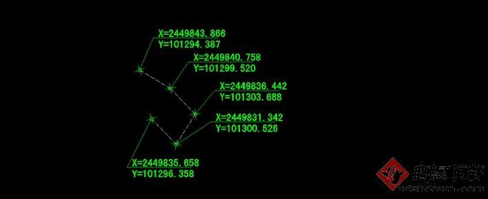cad坐标标注插件v1.73 免费版_wishdown.com