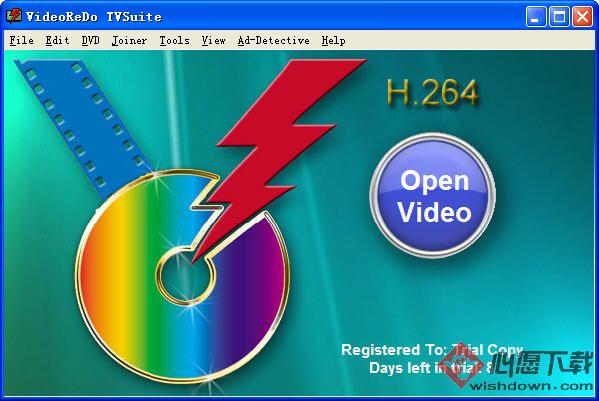 VideoReDo TVSuite(视频捕捉、转换、编辑工具)