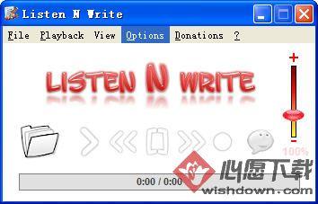 Portable Listen N Write Free(会议记录软件)
