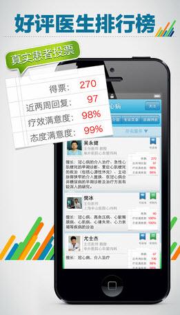好大夫在线iphone版 V5.1.2