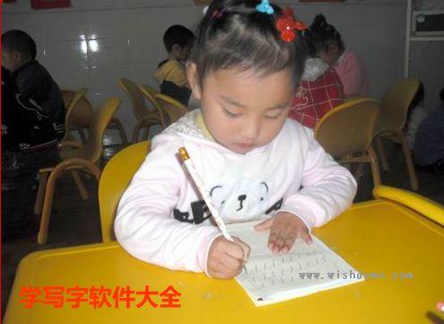 学写字软件合集