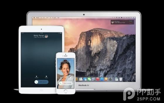 iPhone/iPad/Mac设备同时来电或短信问题怎么解决?_wishdown.com