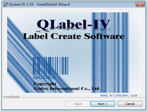 QLabel-IV_条码打印软件 V1.19 中文版