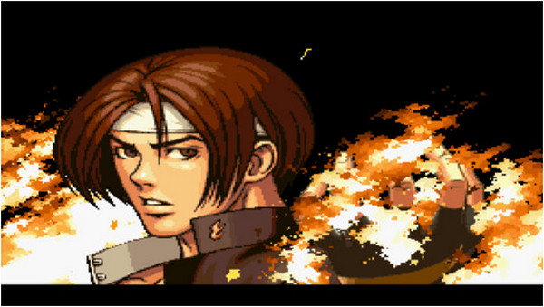 拳皇98 iPhone版V1.0 免费版_wishdown.com