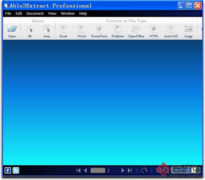 Able2Extract Pro_PDF转换为word软件 v10.0.7 绿色版