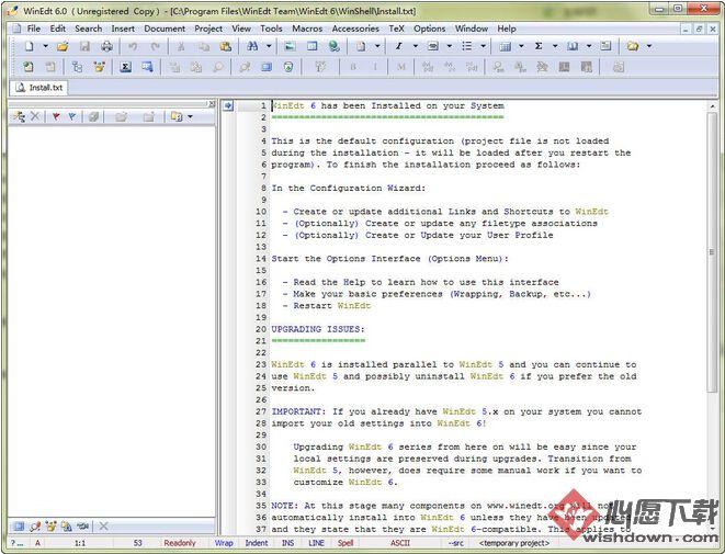 18款好用的免费文本编辑器软件推荐(第15图)-心愿下载