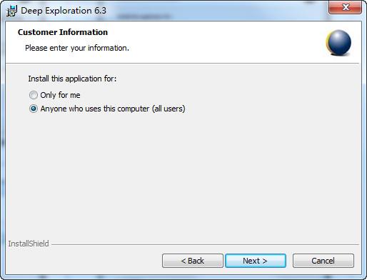 deep exploration6.3安装激活破解汉化及使用教程