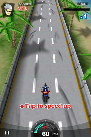 摩托时速2手机版 v1.0 安卓版