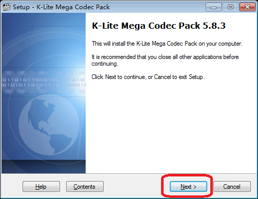全能影音格式解码器(K-Lite Mega Codec Pack)v14.3.8 Beta官方版_wishdown.com