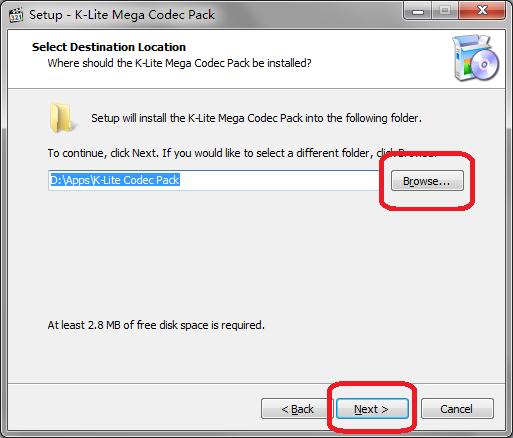 全能影音格式解码器(K-Lite Mega Codec Pack)v14.3.8 Beta官方版_wishdown.com