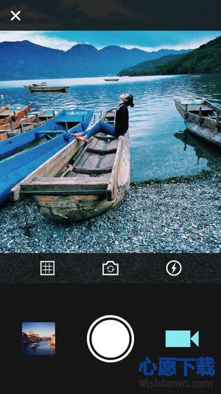 喜瓜相机iphone版 v3.8.1 官方版