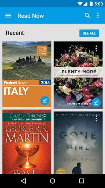 Google Play Books_谷歌图书手机版 v3.4.6 安卓版