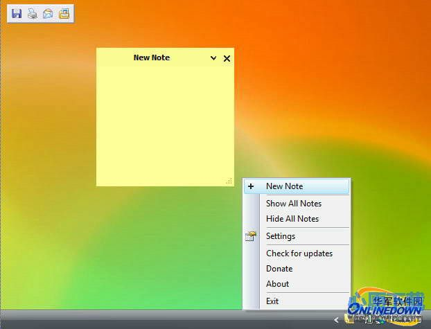 Simple Sticky Notes_笔记软件 V3.3.0 官方版