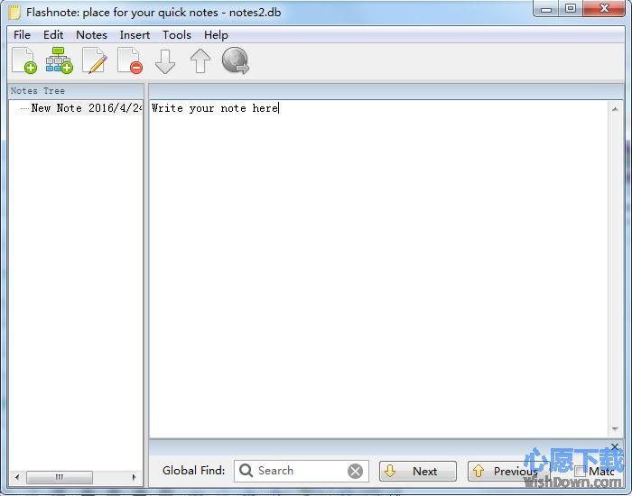 Flashnote(很牛的笔记软件) v4.8