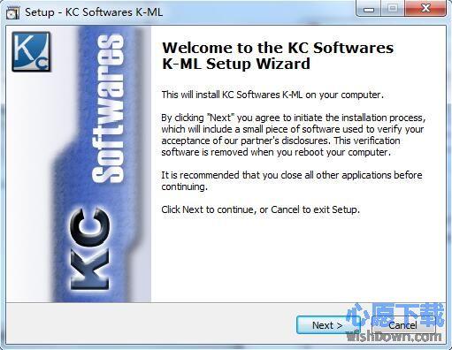 K-ML(HTML电子报软件)v4.11.443_wishdown.com