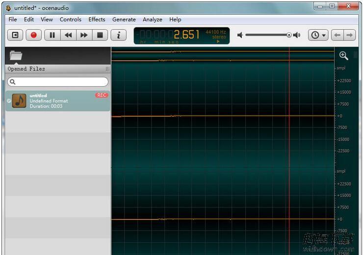 ocenaudio(音频编辑软件) v3.4.5 官方版