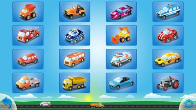 兒童汽車拼圖學習 v1.3.5