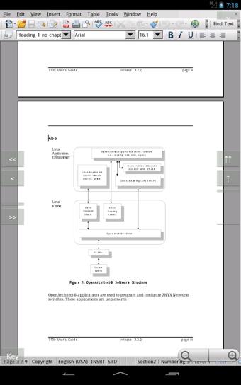 AndrOpen Office v2.7.0
