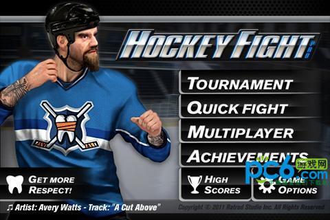冰球格斗v1.70_wishdown.com