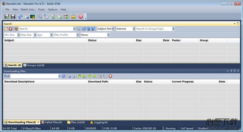 Newsbin Pro(新闻阅读软件) V6.81