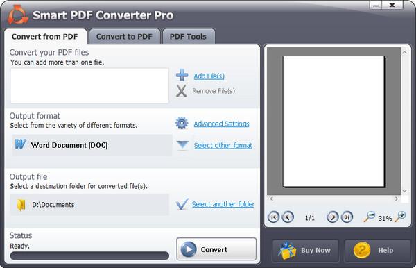 Smart PDF Converter(PDF转换器) 6.3.0.510官方版