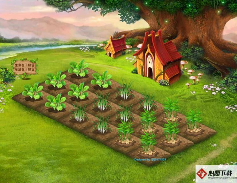 好友QQ农场已成熟的作物无法摘取有哪些情况?    心愿下载教程