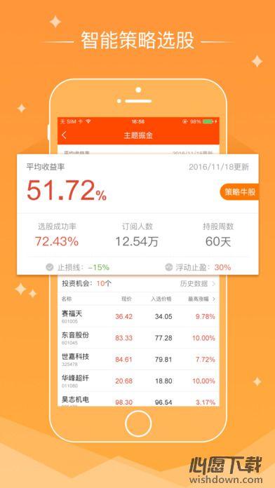 优品股票通iphone版 v4.4.6