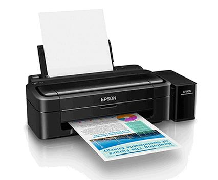爱普生l310打印机清零软件 v1.0绿色版