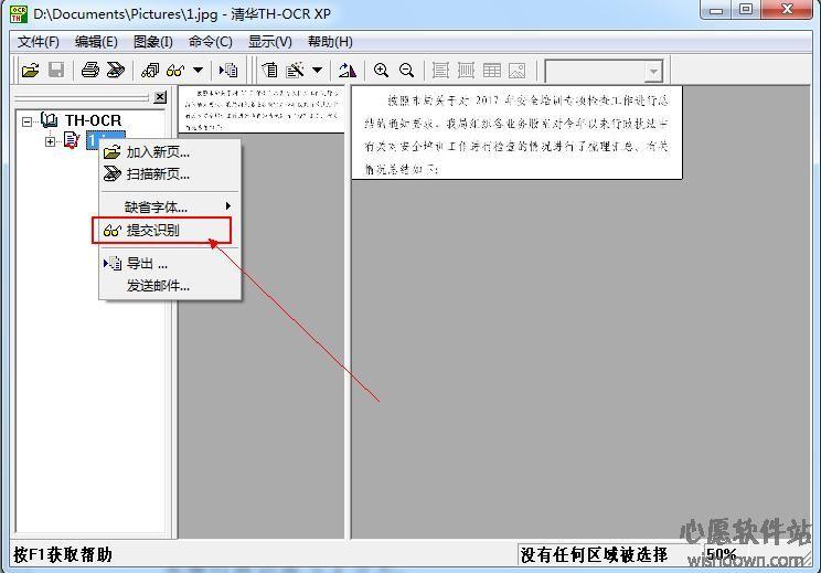图片文字转换成word软件绿色免费版_wishdown.com