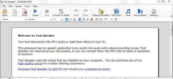 TextSpeaker官方版 v3.21免费版