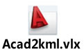 Acad2kml.vlx(CAD轉KML工具) v3.0免費版