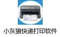 小灰狼快递打印软件 v10.6免费破解版