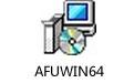 AFUWIN64(ami bios刷新工具) v5.05 綠色中文版