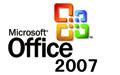 microsoft office2007三合一精简版 中文版【32/64位】