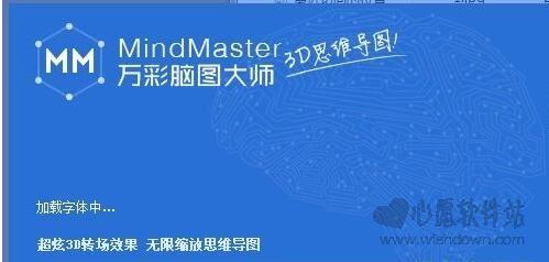 万彩脑图大师(思维导图软件) v3.9.5 免费版