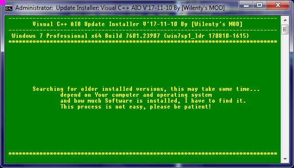 VC++运行库合集安装包装机最新版_wishdown.com