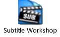 Subtitle Workshop(视频字幕制作工具) v6.0b绿色版